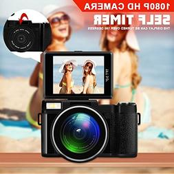 Adoner G36 Digital Camera Full HD 1080P Professional Video C