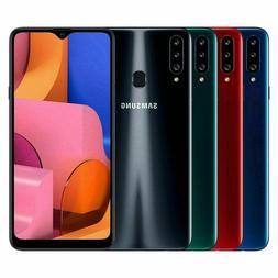 Samsung Galaxy A20s A207/DS, 32GB/3GB RAM Dual SIM 6.5''HD+