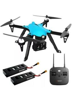 GoPro Drone with HD Camera | F100G 1080P| Brushless Motor