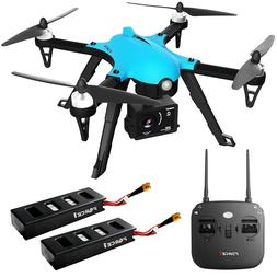 GoPro Drone with HD Camera – F100G 1080P Brushless Motor