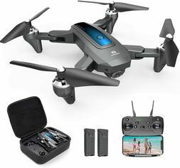 Holy Stone GPS Drone With HD Camera WIFI FPV RC Foldable Qua