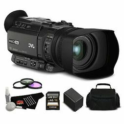 JVC GY-HM170UA Ultra 4K HD CAM Compact Professional Camcorde