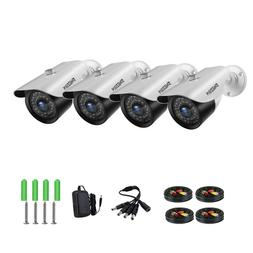 hd 1080p 2mp security night vision cameras