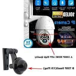 HD 1080p PTZ Outdoor Speed Dome IP Pan Tilt 5X Zoom IR Netwo