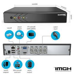 ANNKE HD 8CH 5in1 DVR 1080N H.264+ Video Recorder for Survei