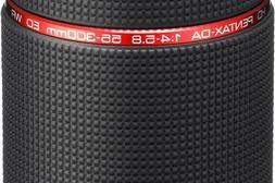 Pentax HD DA 55-300mm f/4-5.8 ED WR 55-300mm Zoom Lens for P
