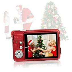 HD Mini Digital Cameras for Photography,Point and Shoot Digi