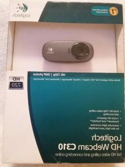 Logitech HD Webcam Model c310 BRAND NEW