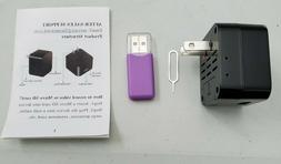 Hidden Camera - 1080P Camera - USB Adapter Cameras - HD Wall