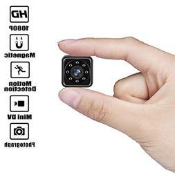 Hidden Camera Mini Spy Cameras HD 1080P 140 Degree Wide Angl