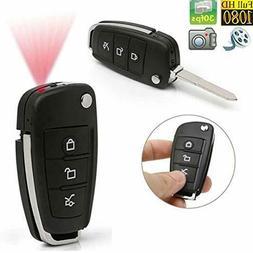 Hidden Portable Mini Cameras - Full HD 1080P Car Key Chain I