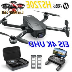 Holy Stone HS720 Foldable FPV Drone with 2K HD Camera Quadco