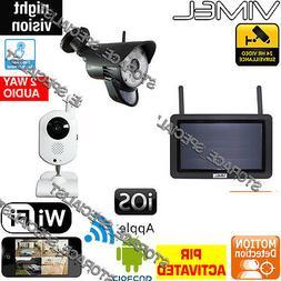 Home Security Cameras System HD IP Wireless CCTV Surveillanc