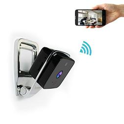 Conbrov Wireless IP Camera HD 720P WiFi Home Security Indoor