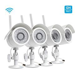 home wireless security surveillance system