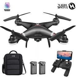 Holy Stone HS100 FPV GPS Drone With 1080P HD Camera WiFi 2.4