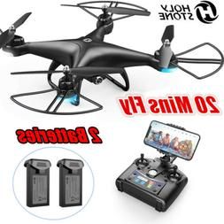 Holy Stone HS110D FPV RC Drone With 1080P HD Camera Quadcopt