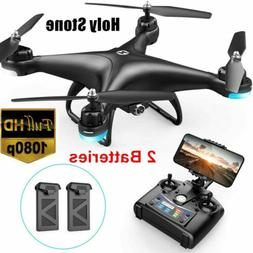 Holy Stone HS110D FPV RC Drones with 1080P WiFi HD Camera Li