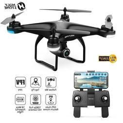 hs120d gps drone with 1080p hd camera