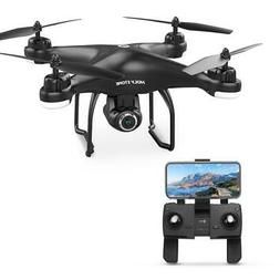 Holy Stone HS120D GPS Drone with FPV 1080p HD Camera Wide An