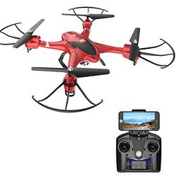 Holy Stone HS200 FPV RC Drone with HD WiFi Camera Live Feed