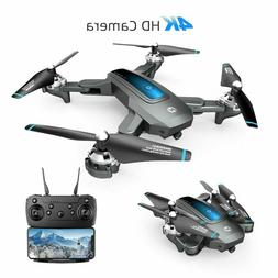 Holy Stone HS240 4K Drone HD Camera FPV Live Video Foldable
