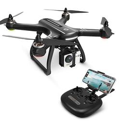 HS700 FPV DRONE with 1080p HD Camera Live Video and GPS Retu