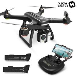 Holy Stone HS700 GPS Brushless FPV Drone with 1080p HD Wifi