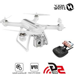 Holy Stone HS700 GPS FPV Drone 1080P HD Camera 5G wifi brush