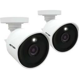 Night Owl - Indoor/Outdoor 4K Ultra HD Wired Spotlight Camer