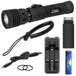 Intova Tovatec Fusion Torch Flashlight Waterproof Rechargeab