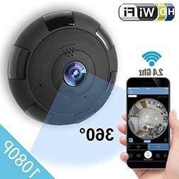 IP Camera 360 WIFI 1080P Outdoor Indoor Dome Camera Panorami