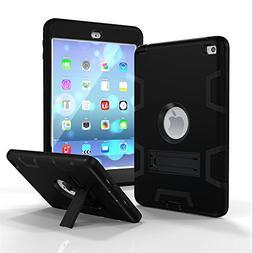 iPad Mini 4 Case, VPR New Design iPad Mini 4 Case 3 In 1 Hyb