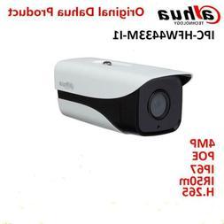 Dahua IPC-HFW4433M-I1 4MP POE IR 50M H.264 ONVIF Full HD Net