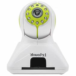 iZtouch IZSP-006 Green 1280x720P HD H.264 Wireless/Wired IP