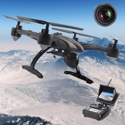 JD509 FPV 2.4Ghz 4CH RC 6-Axis Quadcopter Drone with 2MP HD