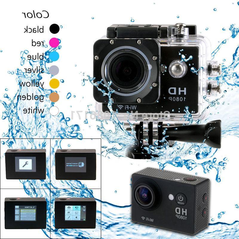 "1.5"" Action Video Camera SJ4000 1080p Full HD Waterproof Spo"