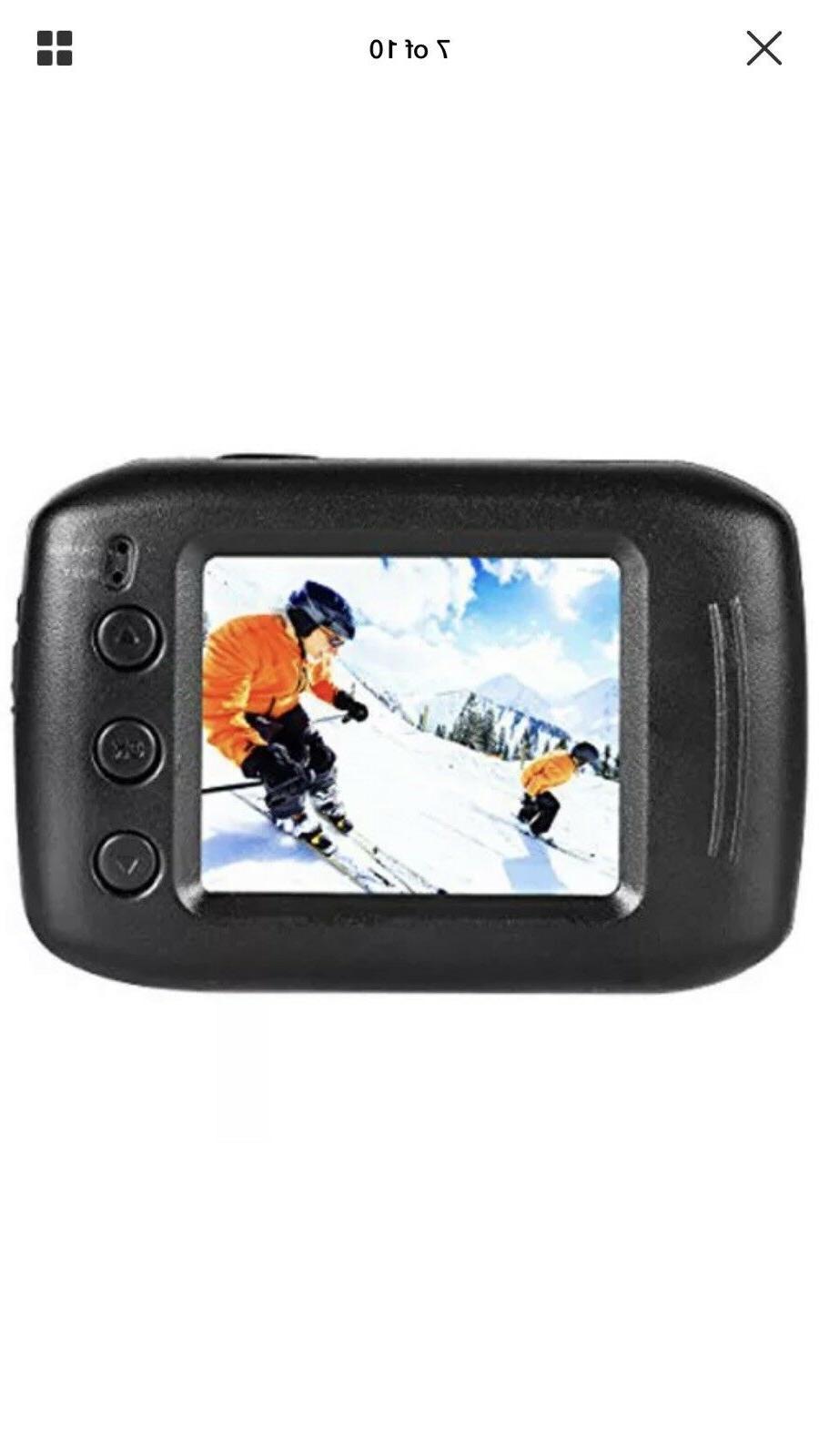 1 LOT Vivitar - Cameras Camcorder Silver *FREE SHIPING*