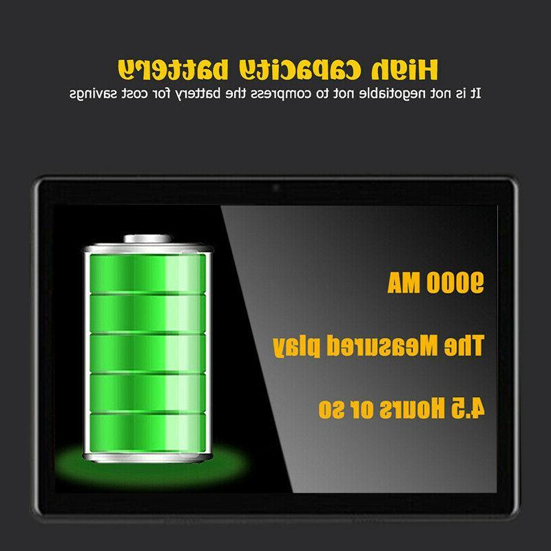 10 Inch Tablet 9.0 4.0 Cameras