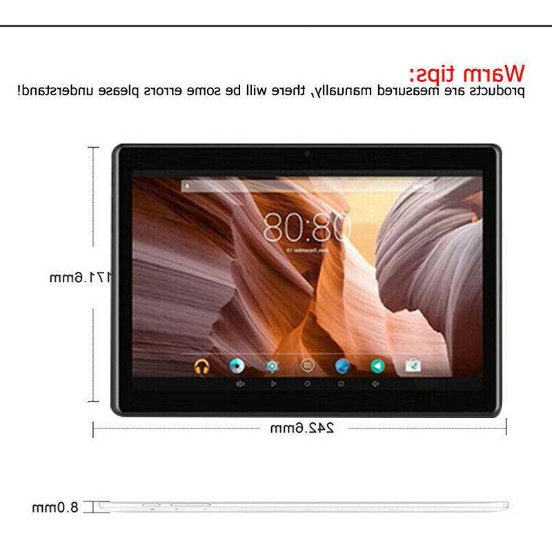 10 6+128GB Tablet 8 Core Wifi 4.0