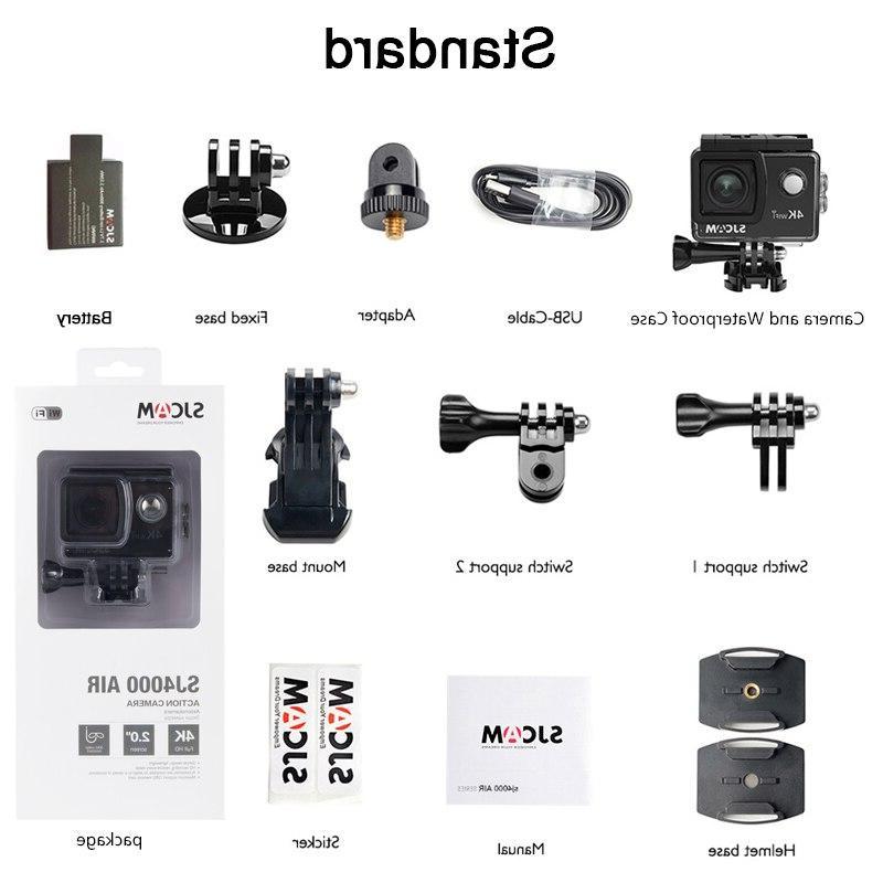 "100% SJCAM AIR Action <font><b>Camera</b></font> Full <font><b>HD</b></font> Allwinner 30FPS WIFI 2.0"" Screen Mini Helmet <font><b>Camera</b></font>"