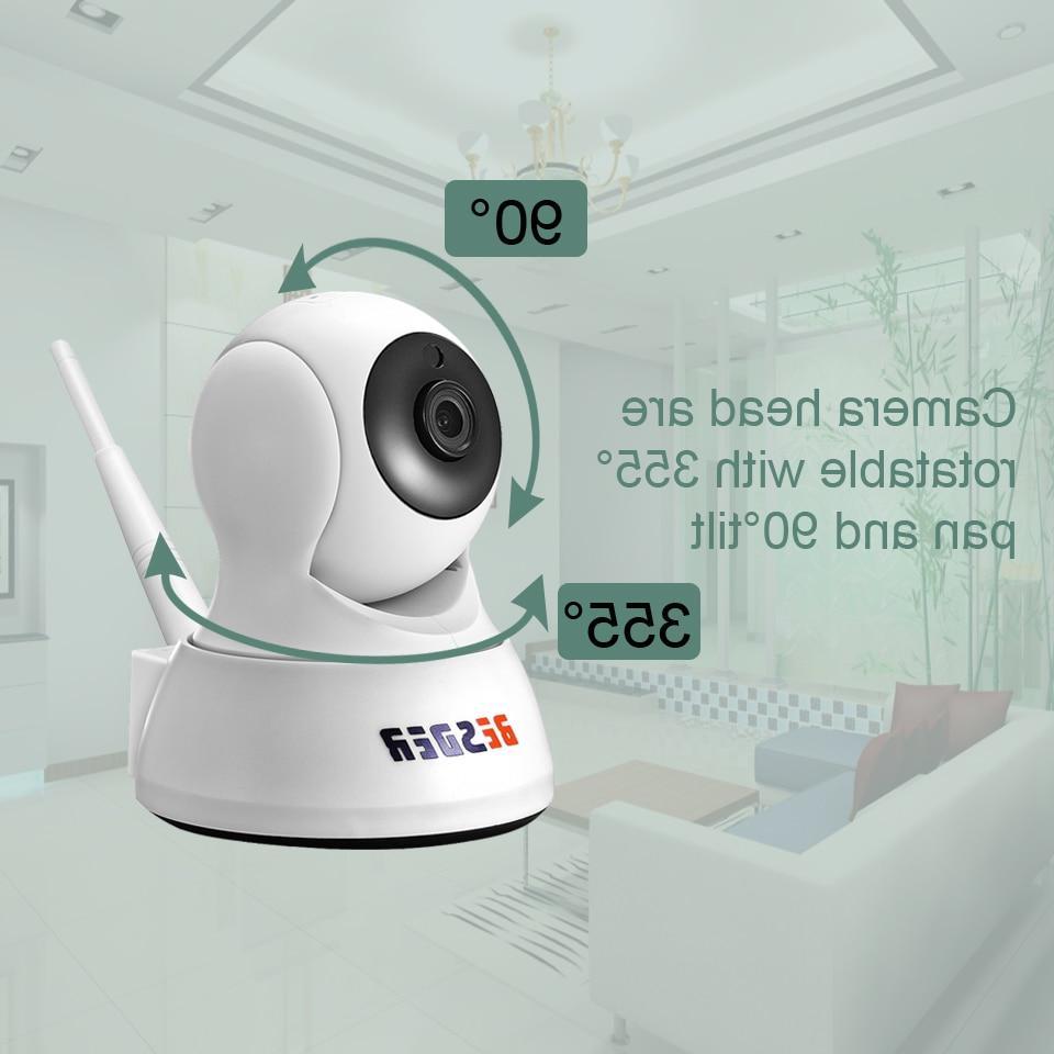 BESDER 1080P 720P <font><b>Home</b></font> Security <font><b>IP</b></font> Way <font><b>Camera</b></font> Night CCTV WiFi Baby Monitor iCsee