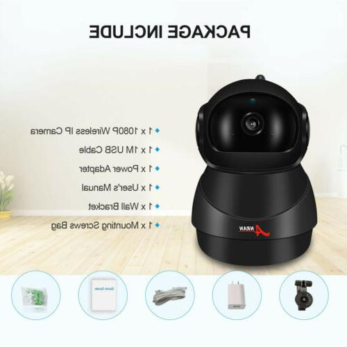 ANRAN 1080P Camera Smart Baby Camera CCTV