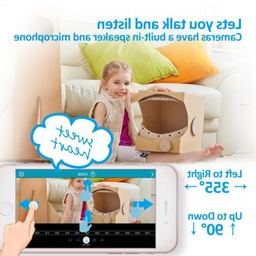 ANRAN Camera Smart Baby