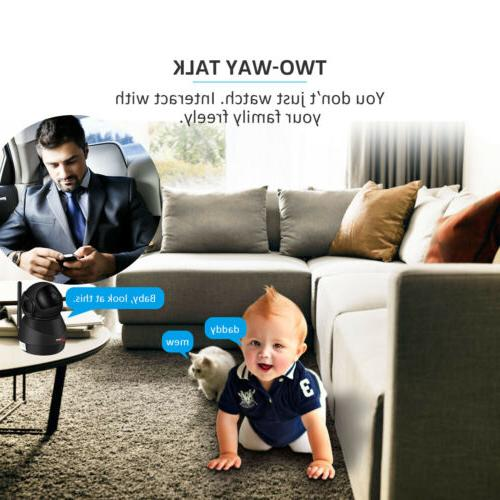 ANRAN Camera System Smart Baby CCTV