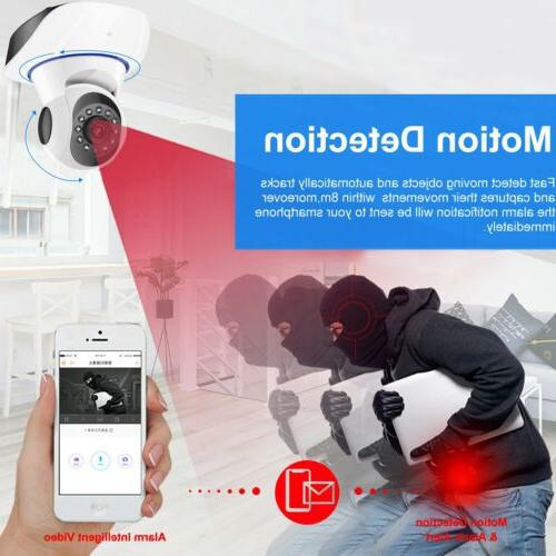 1080P Wireless Security Home Wifi Baby Monitor
