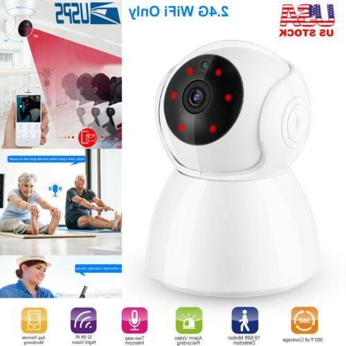 720P/1080P Security WIFI IP Camera Video Wireless Motion Det