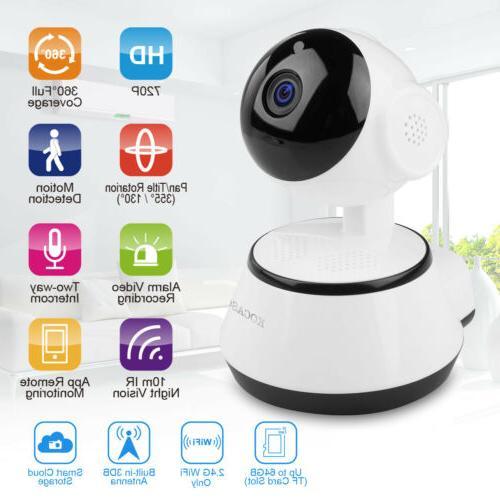 1080p hd wireless ip security camera indoor