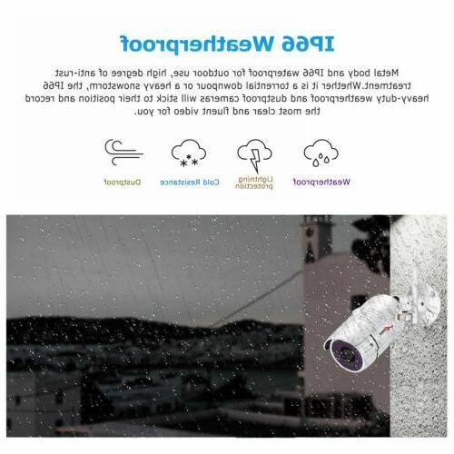 1080P Wireless CCTV Hard Drive