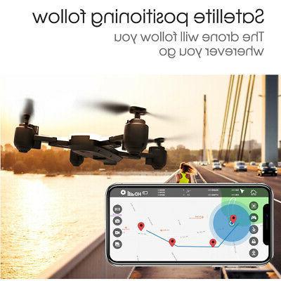 1080P Camera Drone Aircraft Foldable Quadcopter Selfie FPV